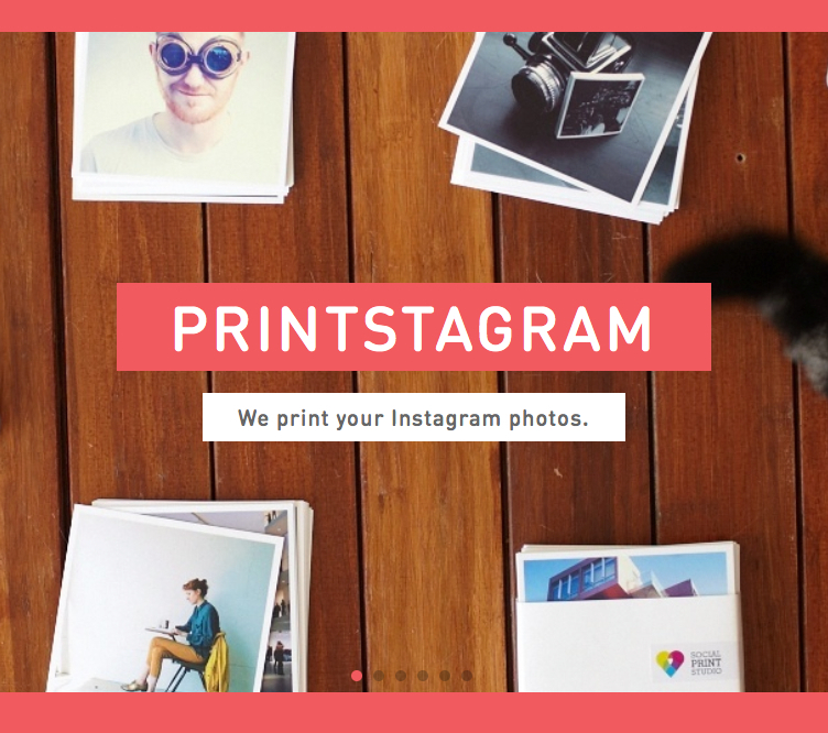 Christmas Gift Idea for the Prinstaholic in your life.